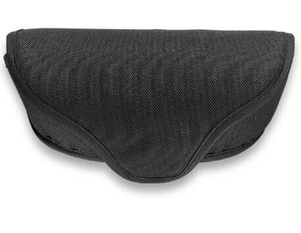 Crews Large Black Nylon Sunglasses Case 204