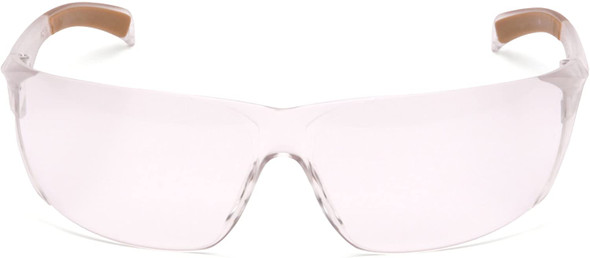 Carhartt Billings Safety Glasses with Clear Anti-Fog Lens CH110ST Front