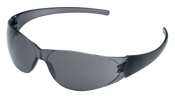 Crews CK1 Safety Glasses with Gray Lens CK112