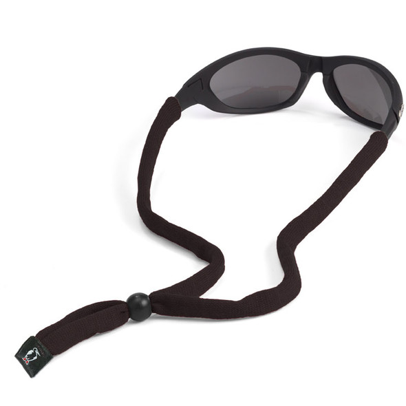 Chums Original Cotton Eyewear Retainer on Sunglasses