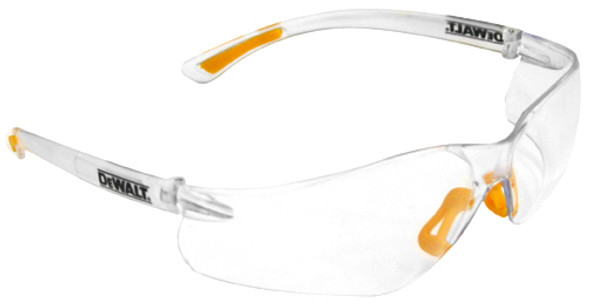DEWALT Contractor Pro Safety glasses with Clear Anti-Fog Lens DPG52-11D