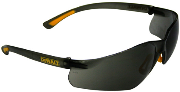 DeWalt Contractor Pro Safety glasses with Smoke Lens DPG52-2D