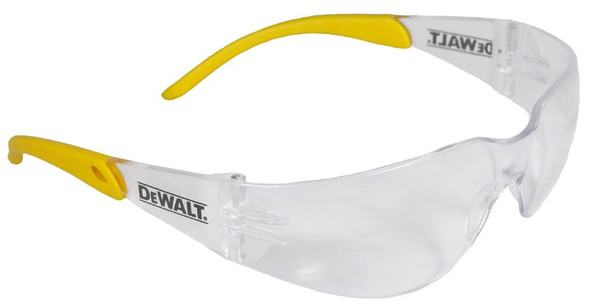 DEWALT Protector Safety Glasses with Clear Lens DPG54-1D