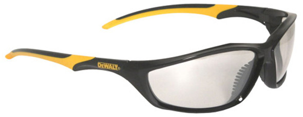 DeWalt Router Safety Glasses with Black Frame and Indoor/Outdoor Lenses