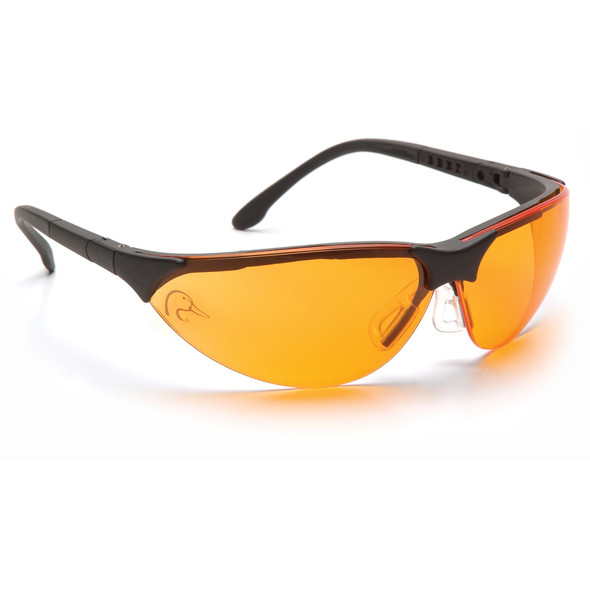 Ducks Unlimited Safety Glasses Closeup DUCAB