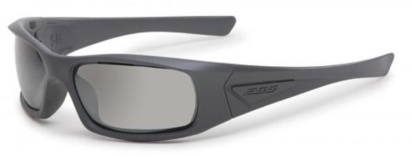ESS 5B Ballistic Sunglasses Black Frame Mirror Lenses EE9006-05