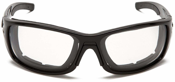 Bobster Rukus Motorcycle Sunglasses Front View