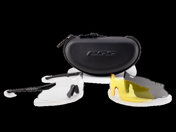 ESS ICE Eyeshields Safety Glasses 3 Lens Kit 740-0020