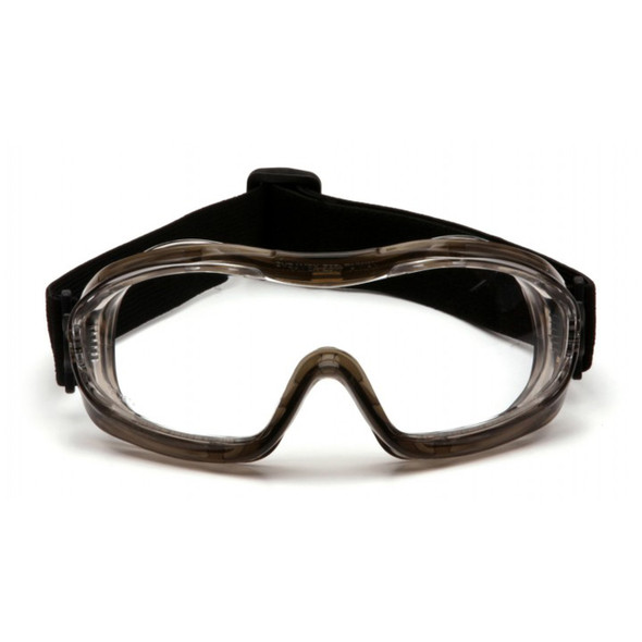 Pyramex G704T Chemical Splash Goggle Front View