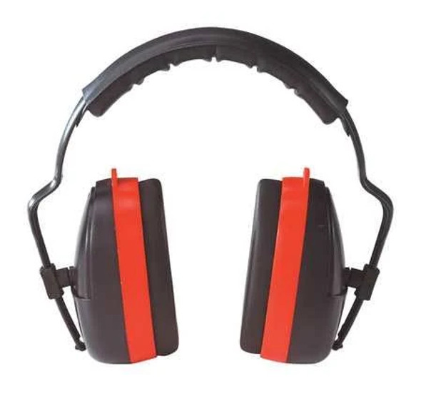 Elvex MaxiMuff SuperSeal Ear Muff 28 NRR HB-35 Front