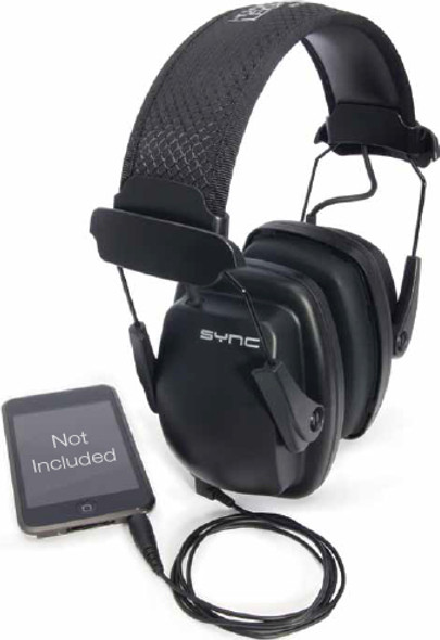Howard Leight Sync Stereo Ear Muff NRR 25 (HL-1030110)