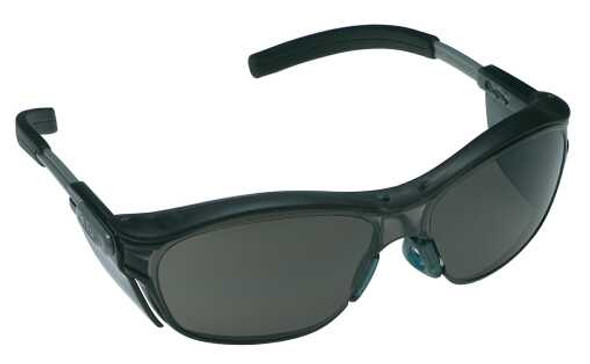 3M Nuvo Safety Glasses with Gray Anti-Fog Lens 11412