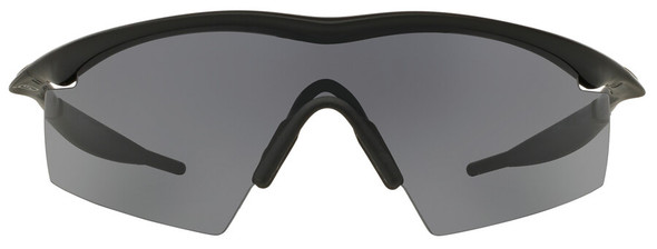 Oakley Industrial M Frame Safety Glasses with Grey Lens - Front