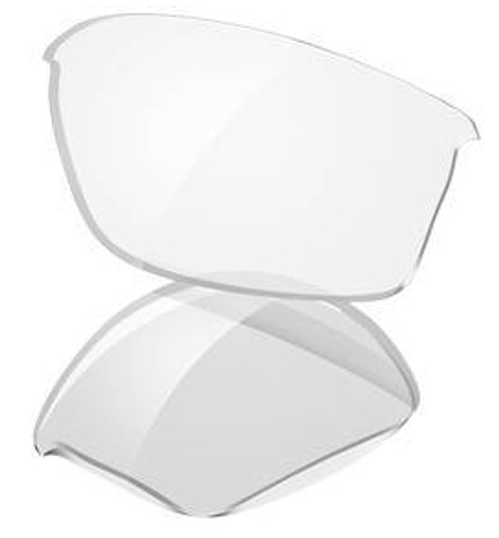 Oakley Flak Jacket Clear Replacement Lens