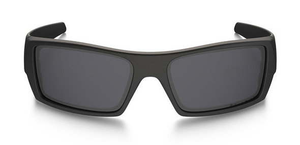 Oakley SI Gascan with Black Frame and Grey Polarized Lens
