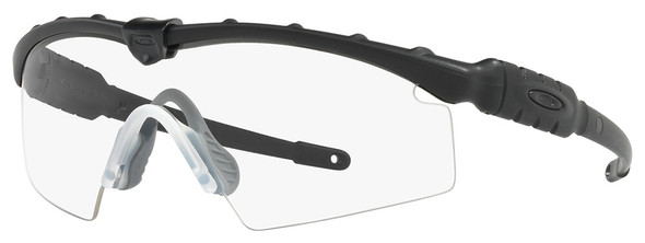 Oakley SI Ballistic M Frame 2.0 Strike with Black Frame and Clear Lens 11-139