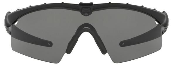 Oakley SI Ballistic M Frame 2.0 Strike with Black Frame and Grey Lens 11-140 - Front