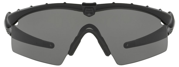 Oakley SI Ballistic M Frame 2.0 Strike with Black Frame and Grey Lens 11-140 - Front
