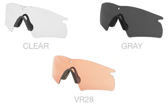 Oakley SI Ballistic M Frame 2.0 Hybrid Replacement Lens