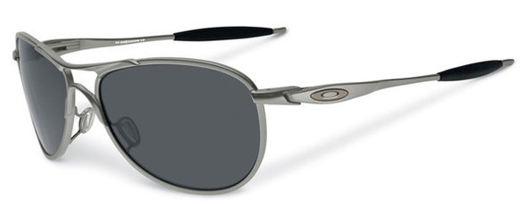 Oakley SI Ballistic Crosshair 2.0 Sunglasses with Gunmetal Frame and Grey Lens OO4069-02