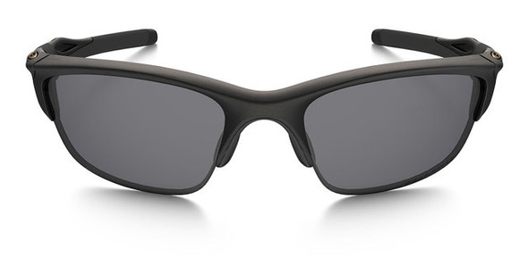 Oakley SI Half Jacket 2.0 with Matte Black Frame and Grey Lens