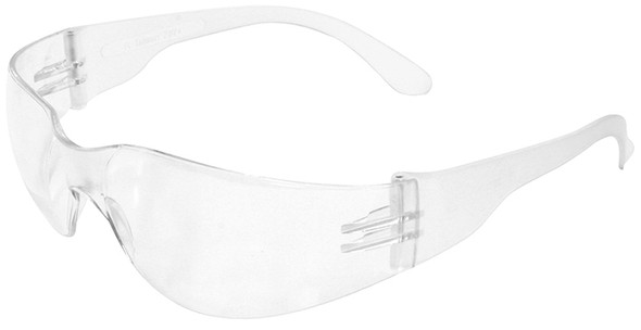 Radians Mirage Safety Glasses with Clear Anti-Fog Lens