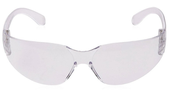 Radians MR0110ID Mirage Safety Glasses Front View