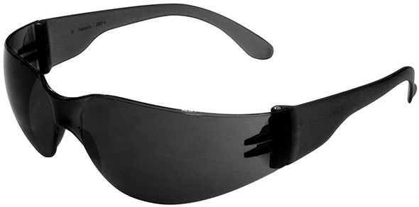Radians Mirage Safety Glasses with Smoke Anti-Fog Lens