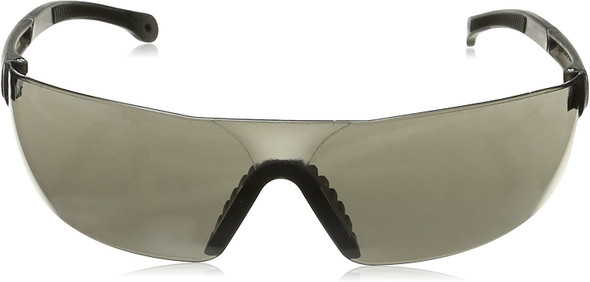Radians Rad-Sequel Safety Glasses with Smoke Anti-Fog Lens RS1-21 Front