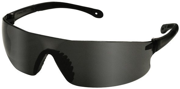 Radians Rad-Sequel Safety Glasses with Smoke Anti-Fog Lens RS1-21