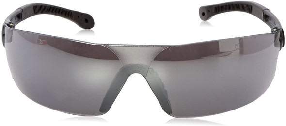 Radians Rad-Sequel Safety Glasses with Silver Mirror Lens RS1-60 Front