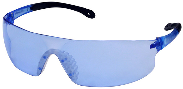 Radians Rad-Sequel Safety Glasses with Light Blue Lens
