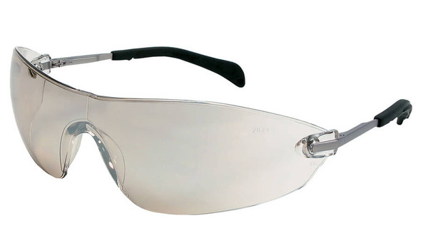 Crews Blackjack Elite Safety Glasses with Indoor/Outdoor Lens S2219