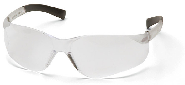 Pyramex Mini Ztek Safety Glasses with Clear Anti-Fog Lens