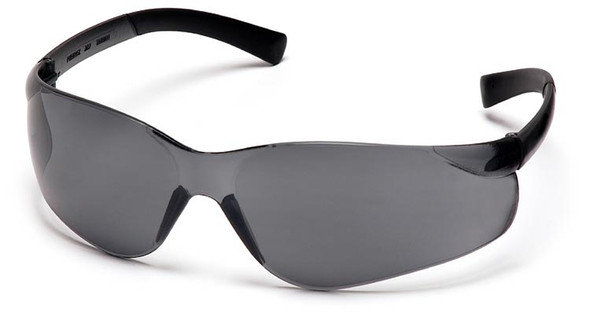 Pyramex Ztek Safety Glasses with Gray Lens S2520S