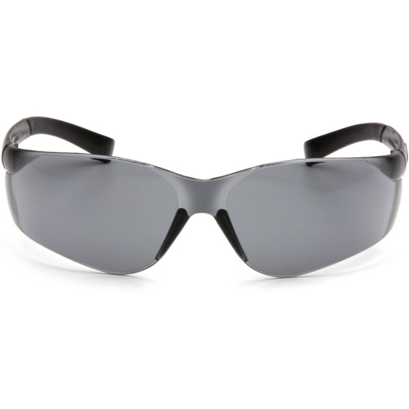 Pyramex Mini Ztek Safety Glasses with Gray Lens S2520SN Front View