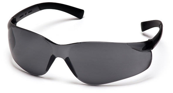 Pyramex Ztek Safety Glasses with Gray Anti-Fog Lens S2520ST