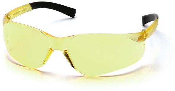 Pyramex Mini Ztek Safety Glasses with Amber Lens S2530SN