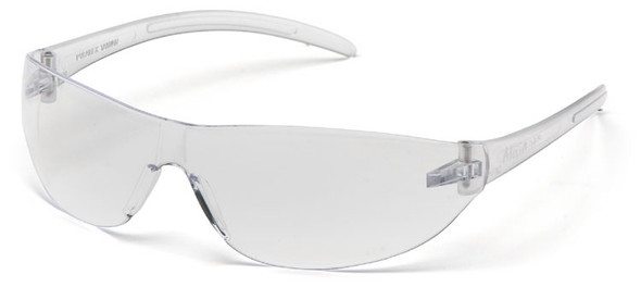 Pyramex Alair Safety Glasses with Clear Anti-Fog Lens S3210ST