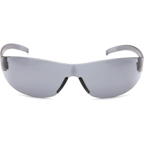 Pyramex Alair Safety Glasses with Gray Lens S3220S Front View