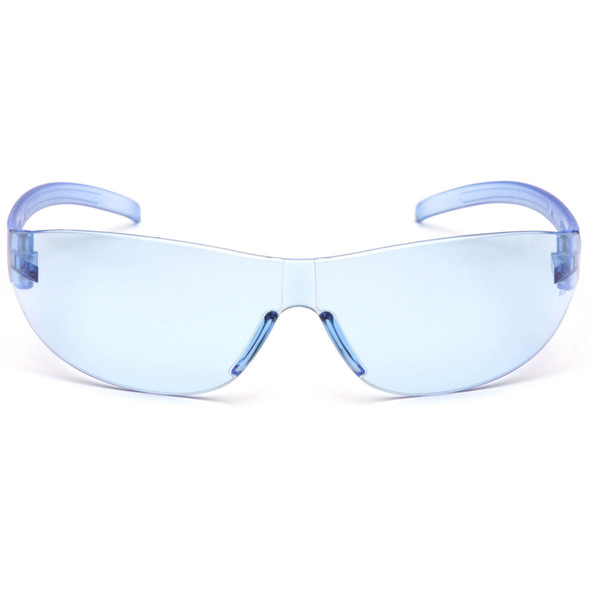 Pyramex Alair Safety Glasses with Infinity Blue Lens S3260S Front View