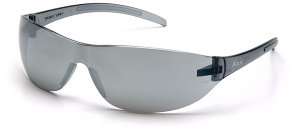 Pyramex Alair Safety Glasses with Silver Mirror Lens S3270S