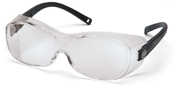 Pyramex OTS Over-The-Glass Safety Glasses with Clear Lens S3510SJ