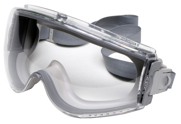 Uvex Stealth Goggles with Clear Dura-Streme Lens S3960D