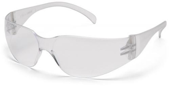 Pyramex Intruder Safety Glasses with Clear Anti-Fog Lens