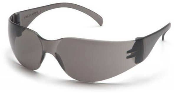 Pyramex Intruder Safety Glasses with Gray Lens S4120S