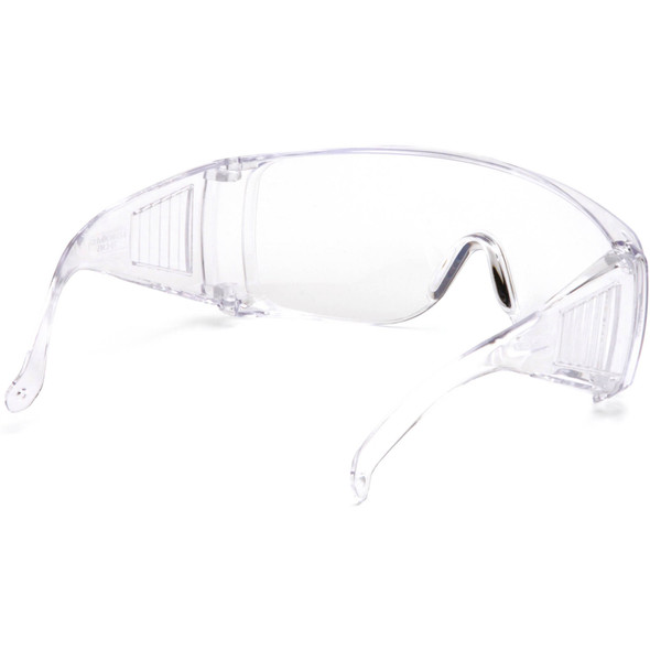 Pyramex S510S Solo Safety Glasses Inside View
