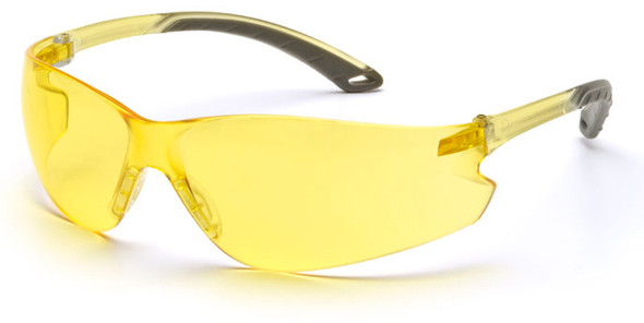 Pyramex Itek Safety Glasses with Amber Lens S5830S