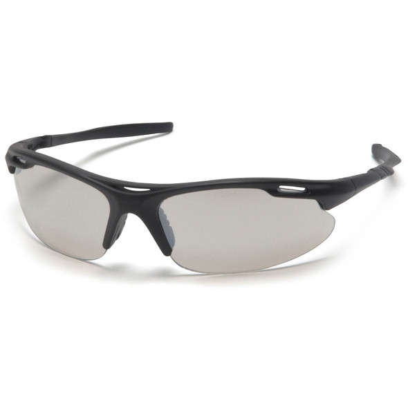 Pyramex Avante Safety Glasses with Black Frame and Indoor/Outdoor Lens SB4580D