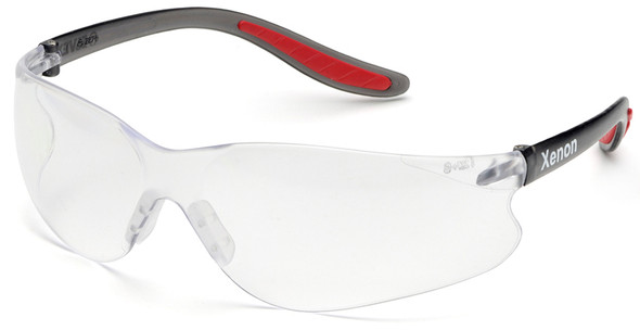 Elvex Xenon Safety Glasses with Clear Lens SG-14C